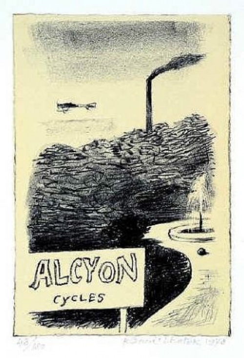 Alcyon cycles